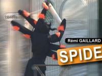 Rémi Gaillard - Spider
