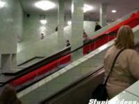 Zjeżdzalnia zamiast schodzów