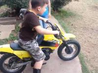 Jak jeździć na motocyklu