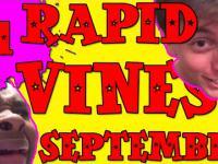RAPID Vines September 2015 (Part 1)   HALL OF FAME   Best of September Viners