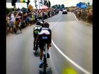 Tymczasem podczas Tour de France