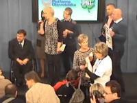 Kłótnia w sejmie podczas konferencji dotyczącej pomocy osobom niepełnosprawnym