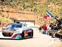 Sébastien Loeb's Record Setting Pikes Peak Run Full HD