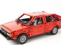 FSO Polonez 1500 z klocków Lego technic