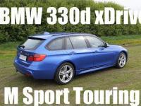 BMW Serii 3 Touring (F31 kombi)