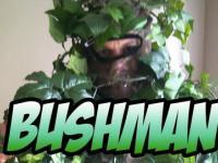 BushMan w akcji - CentralPark
