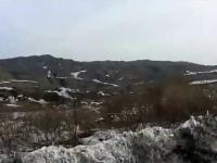 Niezwykłe osuwisko sunące niczym ziemne tsunami, zarejestrowane w Rosji