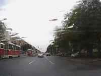 Zderzenie tramwajów w Rosji