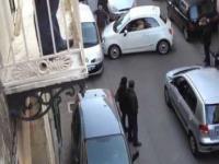 Raban na ulicy