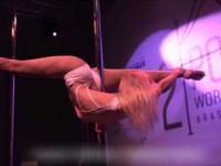 Jedni z najlepszych w  tańcu Pole Dance