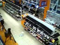 Zniszczenie importowanej elektroniki w Rosji