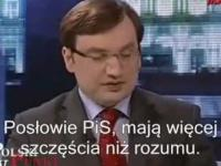 Program posłów PiS i SP