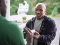 Mike Tyson w nowej reklamie butów