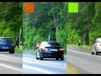 Kamizelki odblaskowe a reakcje kierowców - Eksperyment