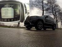 Test przyspieszenia w Jeepie Grand Cherokee SRT