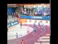 Polska vs Chorwacja 24:22