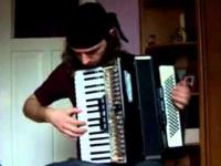 Pirates of the Caribbean (fragment )-Accordion cover