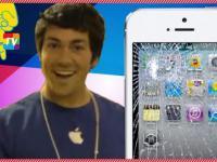 Żart z iphone 5