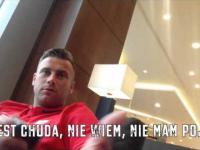 Opowiadanie sucharów polskim piłkarzom