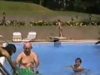 Mistrz skoku do wody