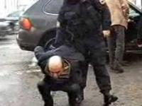 Rosyjska Policja zatrzymuje nie tych rabusiów co trzeba