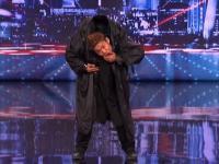 Kenichi Ebina - Człowiek z Matrixa w Mam Talent [Napisy PL]