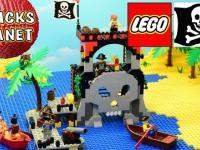 LEGO Piraci z lat 90-tych  - Animacja Poklatkowa