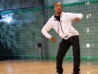 Fik Shun - Świetny tancerz