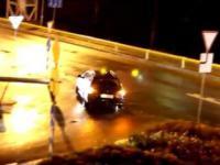 Drift Toyotą Avensis