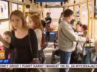 Bezpieczne tramwaje w Łodzi
