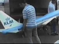 Rozbicie się Boeinga 747.