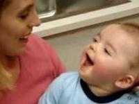Reakcja 8-mio miesięcznego dziecka na aktywację implantu ślimakowego