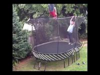 Tymczasem na trampolinie