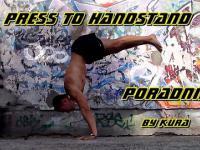 Jak siłowo stawać na rękach (PORADNIK)