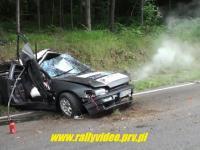 Rally crash Polska edycja