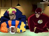 Liga Sprawiedliwych - Scena w Barze