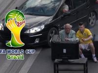 World Cup Prank - SA Wardega