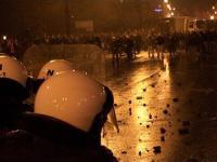 Niesamowite ujęcia starć z policją 11 listopada