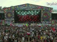 Godzina W na 20. Przystanku Woodstock 2014