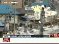 Tsunami w Japonii - przerażające zdjęcia