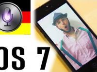 iOS 7 doradza po Niemiecku