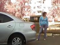 Gdy kobieta jest za kierownicą
