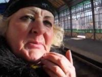 Pani Barbara - JASNY ORANŻ