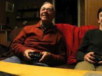 84-latek i jego hobby