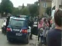 Gościu prowokuje Policję