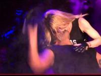 Pocałunek Madonny obrzydził Drake'a
