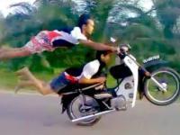 Niebezpieczny stunt
