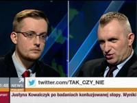 Robert Winnicki vs Piotr Tyma (Związek Ukraińców w Polsce) Polsat News