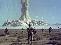 Test bomby atomowej, Nevada.