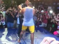 Steven Seagal kontra zawodnik UFC